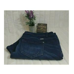 ⏬➕ INC. Stretch Skinny Jeans 💜 NWOT